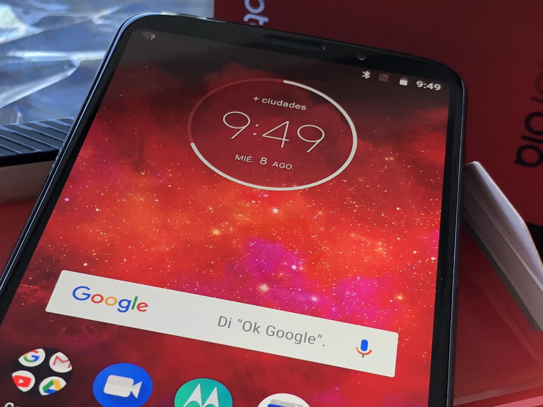 e2942055527e6 Nuevo teléfono Motorola Moto Z3 Play ofrecerá Alexa en español en Chile