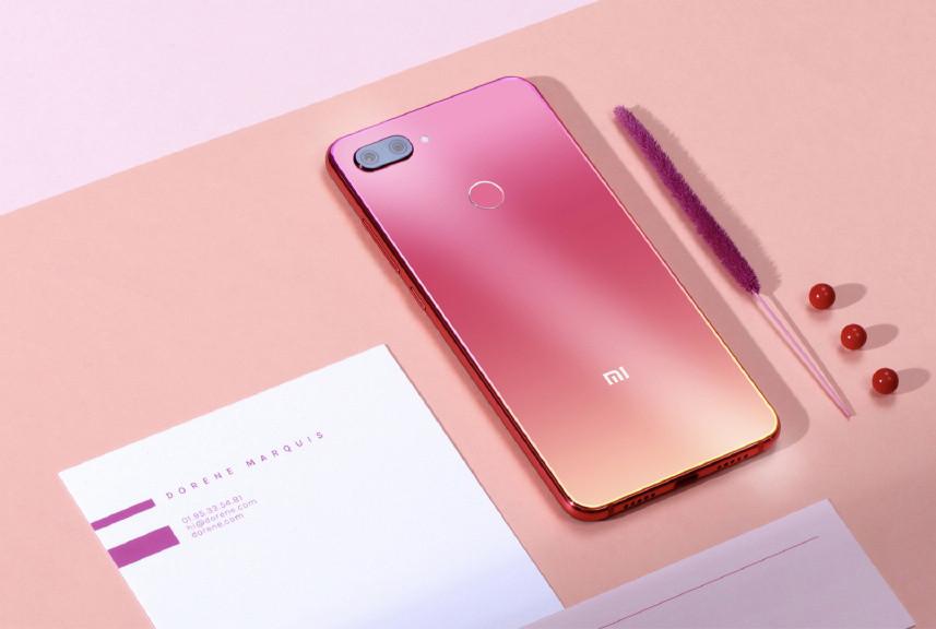 Xiaomi Mi8 Lite Rose