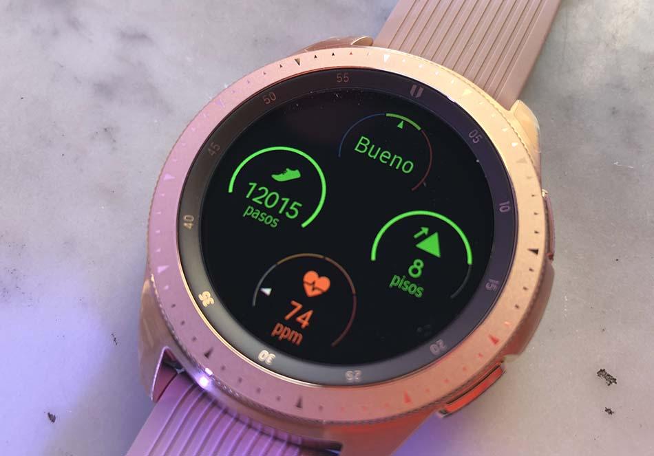 Samsung Watch Pink