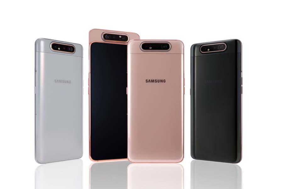 0768c52962e Samsung Serie A ya es oficial: Modelos y precios para Chile incluyendo el  A80 con cámara deslizable – TransMedia