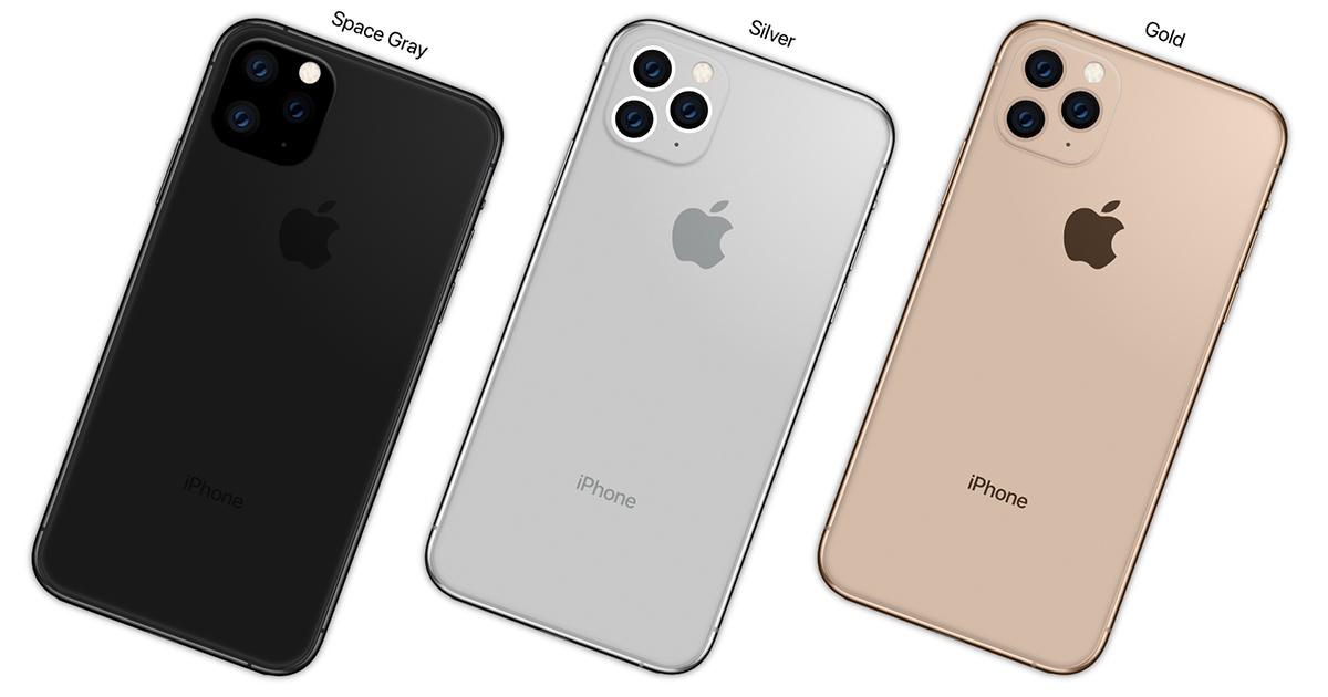 Resultado de imagen para los nuevos iphone 2019